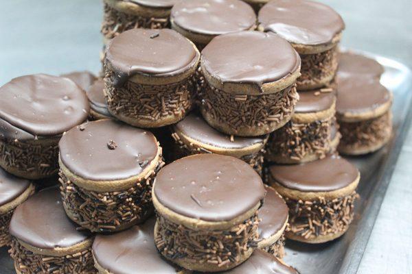Deliziose al cioccolato