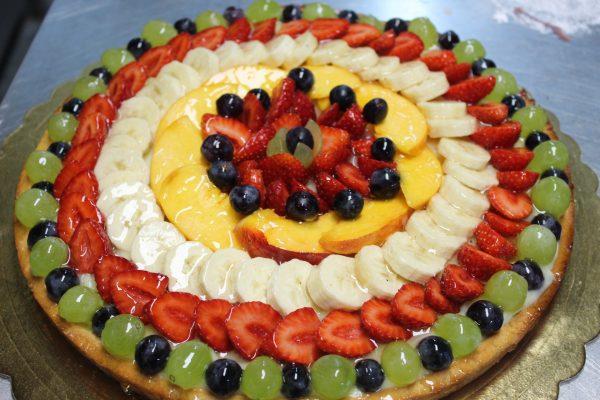 Crostata di frutta fresca